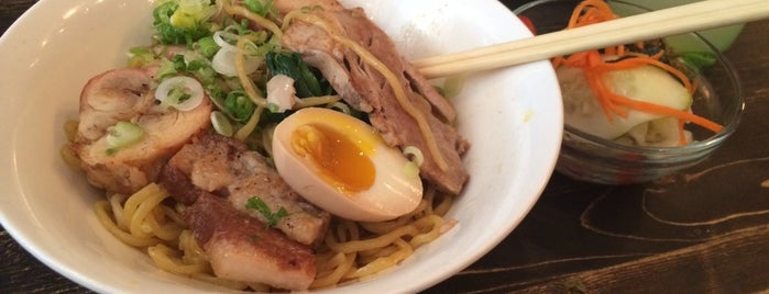 Ani Ramen House is one of Little Falls hot spots.