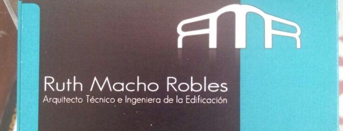 Arquitecta Técnico www.ruthmacho.es is one of Favoritos.