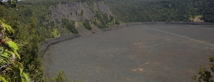 Kīlauea Iki Crater is one of Big Island.