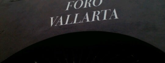 Foro Vallarta is one of Show Places @ GDL.