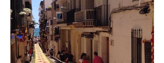 Carrer Bonaire is one of Barcelona Gayfriendly.