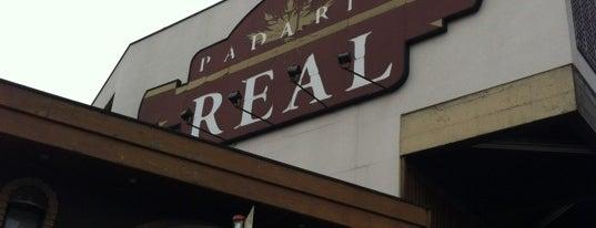 Padaria Real is one of Coxinha ao Caviar.