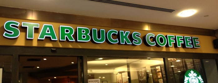 Starbucks is one of Gezelim görelim.