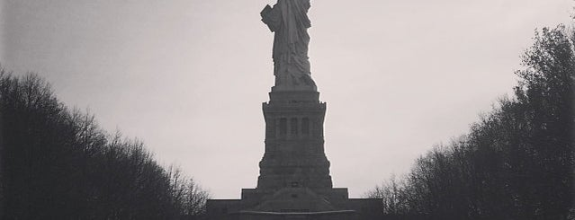 Statue of Liberty is one of Park Highlights of NYC.