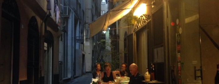 Al Giardino Degli Indoratori is one of Genova #4sqCities.