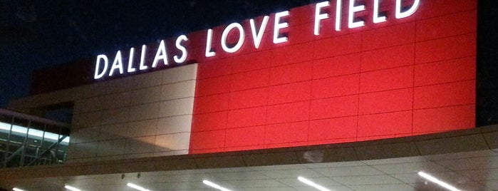 Dallas Love Field (DAL) is one of Venue.