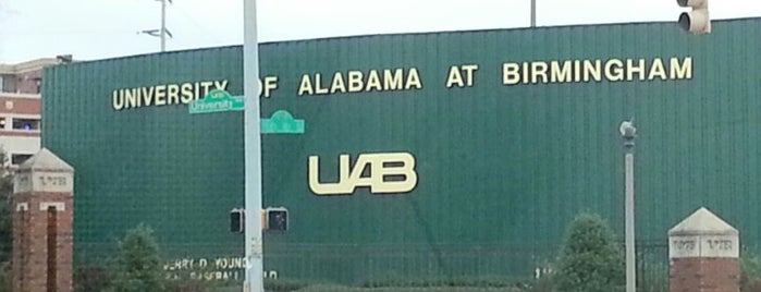 University of Alabama at Birmingham is one of NCAA Division I FBS Football Schools.