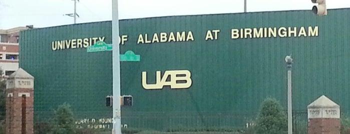 University of Alabama at Birmingham is one of Steel City.