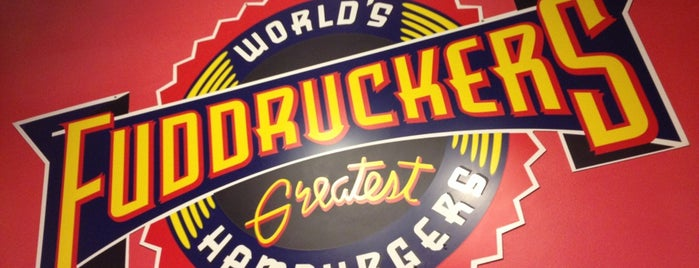 Fuddruckers is one of Lunch Run!!!.