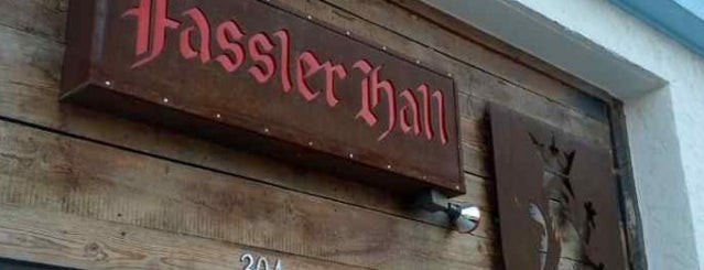 Fassler Hall is one of 4sqday in Tulsa.