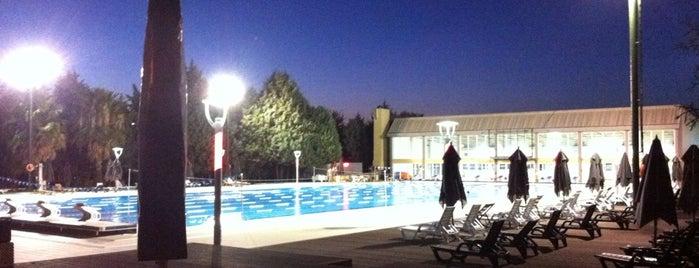 Enka Spor Tesisleri is one of Spor Mekanları.