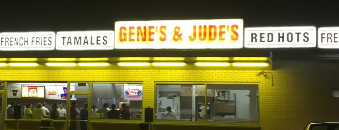 Gene's & Jude's is one of 2012 NRA Show - Chicago dining top picks.
