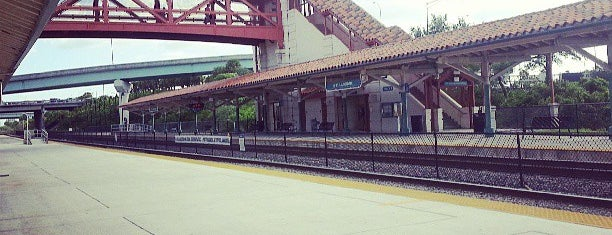 Tri-Rail - Fort Lauderdale Station is one of My favorite places :).