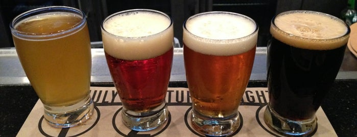 Karl Strauss Brewery & Restaurant is one of Favorite Watering Holes in San Diego.