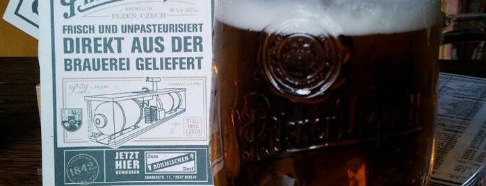 Zum böhmischen Dorf is one of Bar.