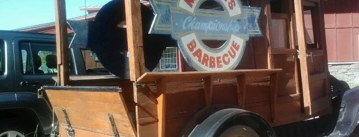 Memphis Championship Barbecue is one of Las Vegas City Guide.