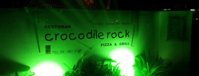 Crocodile Rock is one of Food in Kuantan, Pahang.