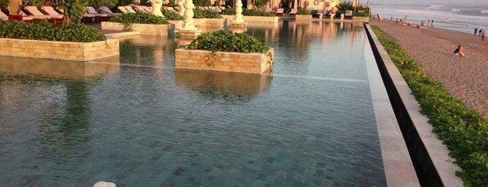 The Seminyak Beach Resort & Spa is one of Best Hotels in Bali.