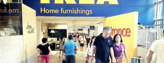 IKEA is one of All-time favorites in Malaysia.