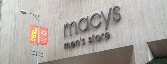 Macy's is one of CALI.
