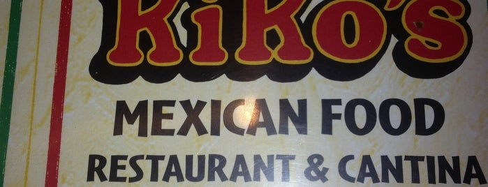 Kiko's Mexican Food Restaurant is one of Corpus Christi to-do.