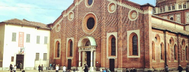 Santa Maria delle Grazie is one of Best places in Milan.
