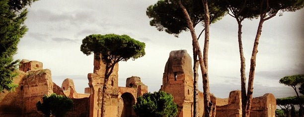 Terme di Caracalla is one of 🐼🐰.