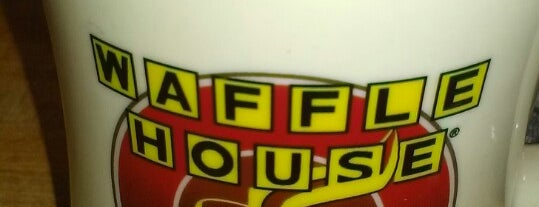 Waffle House is one of Food in The Shoals Area.