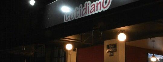 Cotidiano Bar is one of Melhores do Rio-Restaurantes, barzinhos e botecos!.