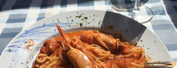 Trattoria al Pescatore is one of Grado.