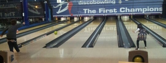 Disco Bowling is one of Locali rimini.