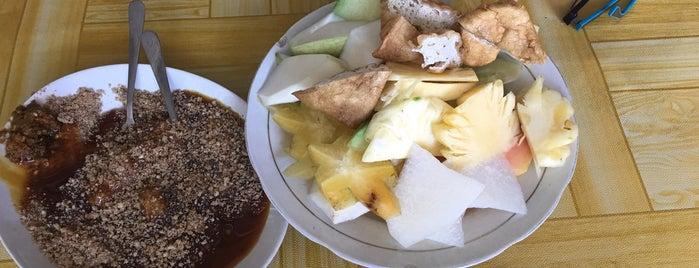 Rujak Manis Semeru is one of Kuliner Malang.