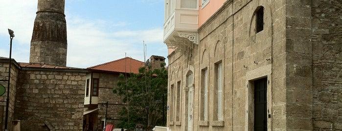 Kesik Minare is one of Historical Places in Antalya - Ören Yerleri.
