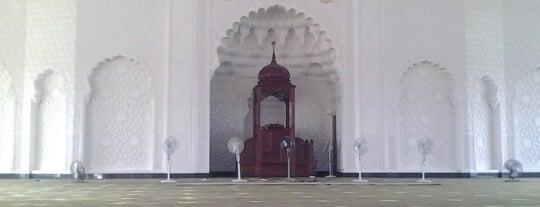 Masjid As Solihin Kulai is one of masjid.