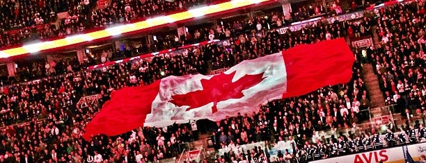 Air Canada Centre is one of All-time favorites in Canada.