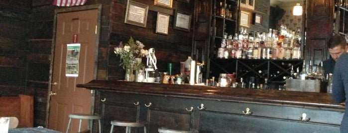Post Office Whiskey Bar is one of NYC Eats.