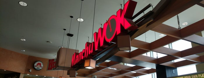 Manchu WOK is one of Dining in Orlando, Florida.
