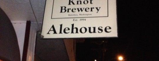 Diamond Knot Brewery & Alehouse is one of WABL Passport.
