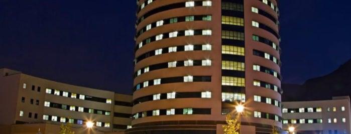 Pamukkale Üniversitesi Hastanesi is one of themaraton.