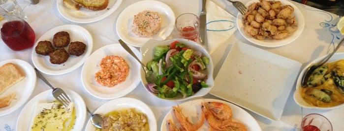 Το Νησί is one of seafood restaurants.
