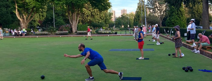 Stanley Park Lawn Bowling Club is one of Vancouver.