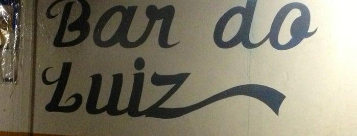 Bar do Luiz is one of luci.
