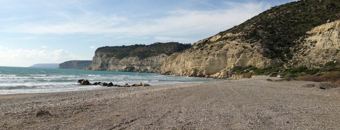 Kourion Beach is one of Northern Cyprus.