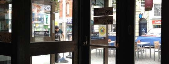 The John Russell Fox (Wetherspoon) is one of JD Wetherspoons - Part 1.