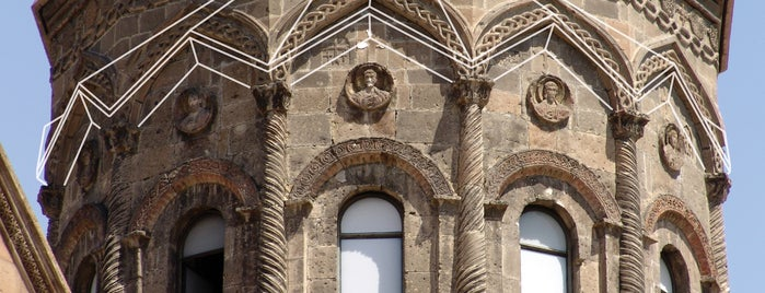 Holy Etchmiadzin Cathedral | Էջմիածնի Մայր Տաճար is one of EU Prize for Cultural Heritage 2014.