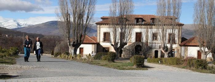 Barco de Ávila is one of Frontiers of the EU.