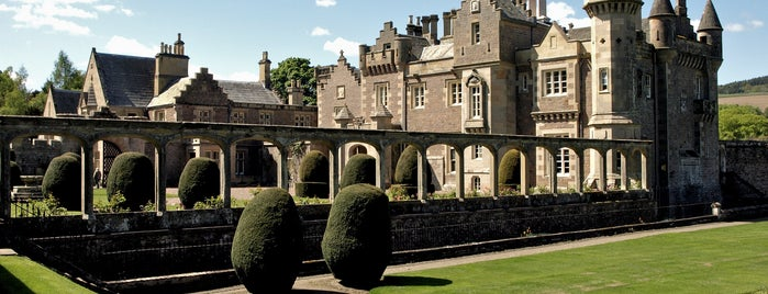 Abbotsford House is one of EU Prize for Cultural Heritage 2014.
