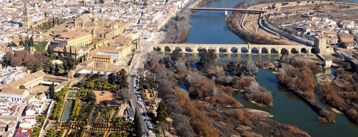 Puente Romano is one of EU Prize for Cultural Heritage 2014.