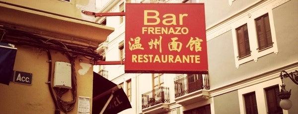 El Frenazo is one of Valencia, sitios que me gustan..