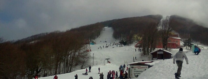 Pilio Ski Center is one of Miression.